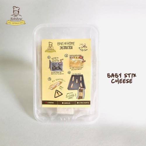 Foto Produk KRISPY STIX CHEESE FROZEN dari ROTIBOY Bake At Home