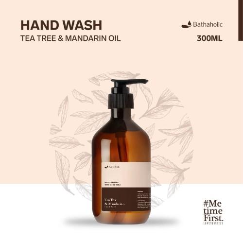 Foto Produk Hand Wash Bathaholic - 300ml dari Bathaholic