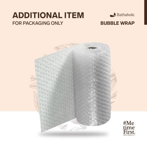 Foto Produk Packing BubbleWrap dari Bathaholic