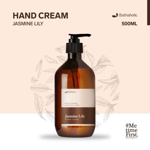 Foto Produk Hand Cream Bathaholic - 130ml dari Bathaholic