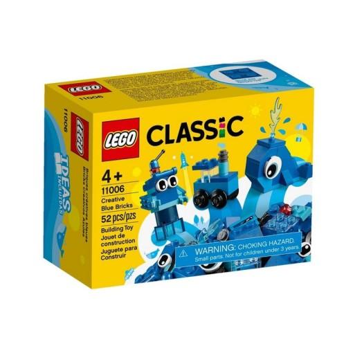 Foto Produk LEGO Classic 11006 Creative Blue Bricks dari Bricks ID