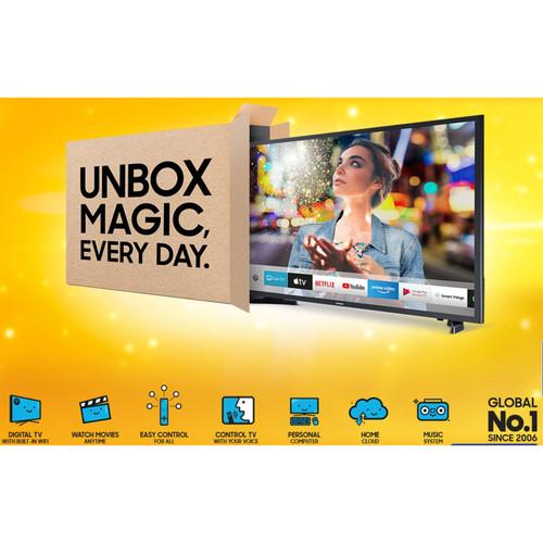 Foto Produk SAMSUNG UA 32 T 4500 LED TV 32 INCH SUPER SMART TV UA32T4500 dari Metron Elektronika