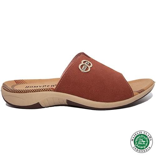 Foto Produk Homyped Mikaela N36 Sandal Wanita Bata Merah - 38 dari Homyped Official