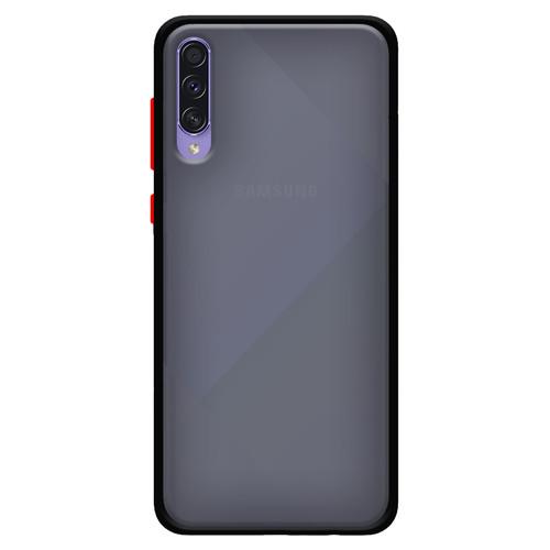 Foto Produk GOOSPERY Samsung A50 / A50S / A30S Peach Garden Bumper Case - Black dari Goospery Indonesia