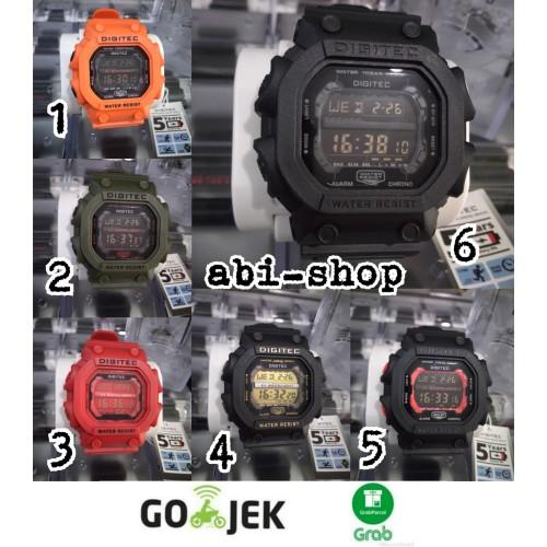 Foto Produk Jam Tangan Pria Digitec DG 2012T Original DG2012 GX56 DG 2012 DG2012T dari abi-shop