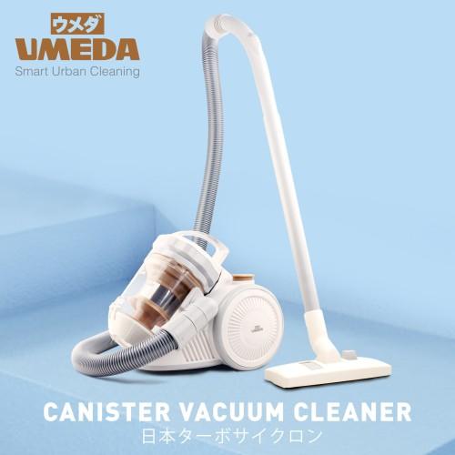 Foto Produk UMEDA Vacuum Cleaner DX208E - Cannister dari UMEDA