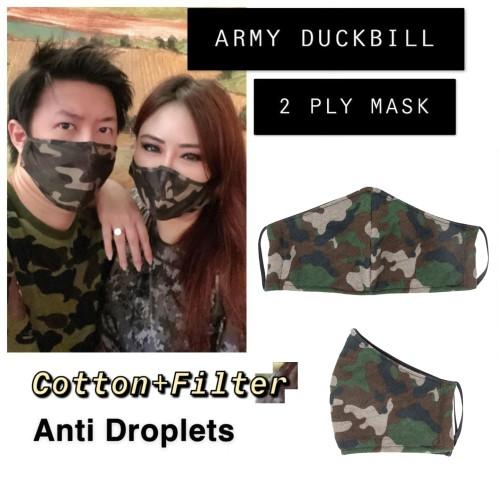 Foto Produk Hi-Quality Masker Army Style dari Balonasia