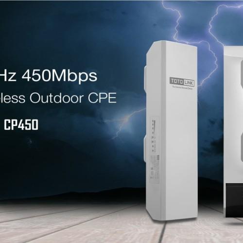 Foto Produk Totolink CP450 5.8Ghz Wireless Outdoor dari Future Computer Surabaya