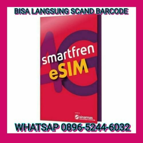 Foto Produk E SIM SMARTFREN FREE 90GB - UNLIMITED 1 BLN dari GadgetStore96