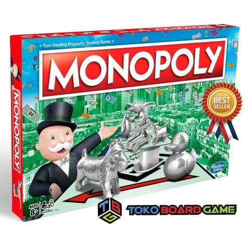 Foto Produk Monopoly Classic ( Original ) Board Game - Toko Board Game - TBG - dari Toko Board Game