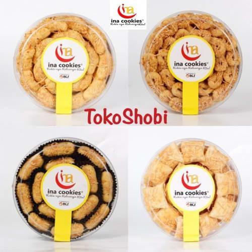 Jual Ina Cookies Regular Kue Kering Kue Lebaran Enak Tokoshobi Parcel Jakarta Barat Manshurin2354 Tokopedia