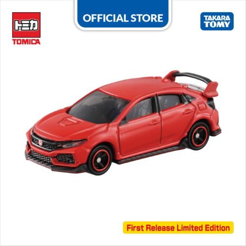 Foto Produk Tomica Regular #058 Honda Civic Type R (Red) dari Takara Tomy
