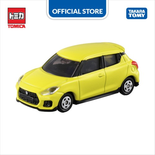 Foto Produk Tomica Regular #109 Suzuki Swift Sport (Yellow) dari Takara Tomy