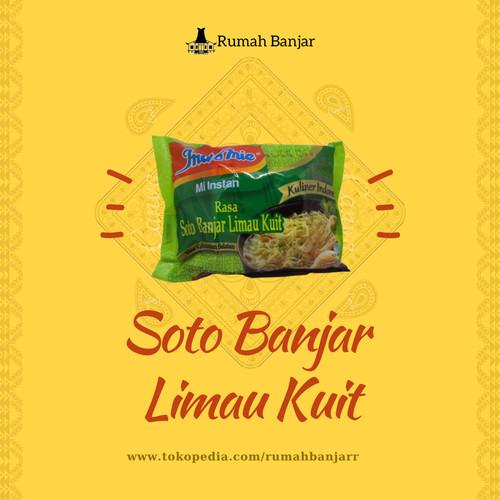 Foto Produk Mie Instan Indomie Soto Banjar Limau Kuit Khas Kalimantan Selatan dari RumahBanjar
