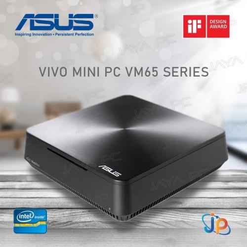 Foto Produk Asus Vivo Mini Pc VM65 BB7100WD - Intel Core i3 7100U dari Jaya PC