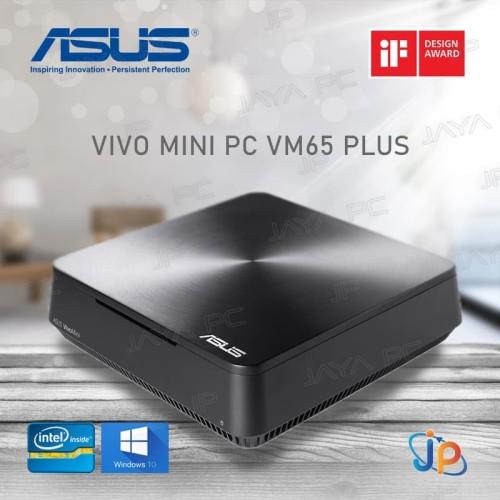 Foto Produk Asus Vivo Mini Pc VM65 7100PLUS - Intel Core i3 7100U + OS Windows 10 dari Jaya PC