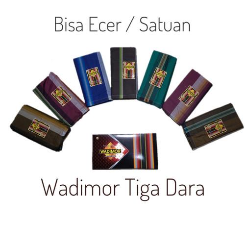 Foto Produk Sarung Wadimor TIGA DARA - WD TIGA DARA dari GudangPayung