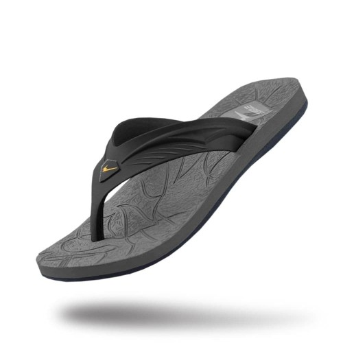 Foto Produk Sandal Eagle Legian Hitam Abu – Sandal Jepit - HITAM ABU, 38 dari eagle official store