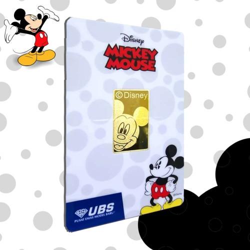 Foto Produk Logam Mulia 5 gr UBS Disney Edition - Galeri 24 dari Galeri 24 by Pegadaian