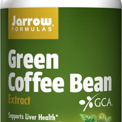 Foto Produk Jarrow Green Coffee Bean Extract, Supports Cardiovascular Health, 400 dari Exborders