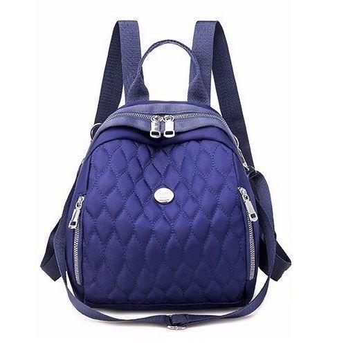 Foto Produk READY STOK JT134347-blue Tas Ransel Wanita Cantik Import Terbaru dari AlMirah Olshop