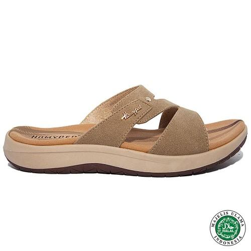 Foto Produk Homyped Luna N47 Sandal Wanita Krem - 36 dari Homyped Official
