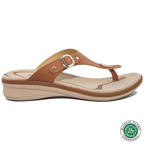 Foto Produk Homyped Clarisa N41 Sandal Wanita Bata - 38 dari Homyped Official
