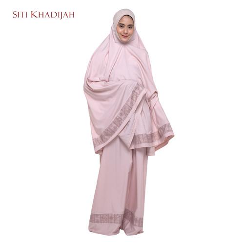 Foto Produk Mukena siti khadijah Nazhifa - ALMOND, L dari Mukena Siti Khadijah