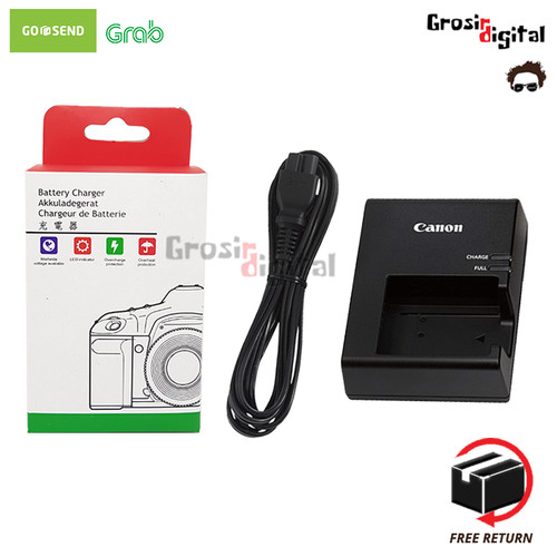 Foto Produk Charger Canon LC-E10 for LP-E10 dari Grosir Digital