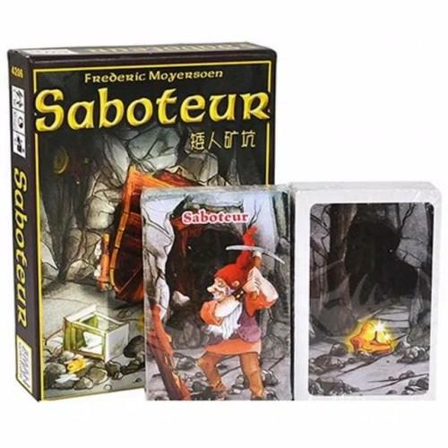 Foto Produk Saboteur Board Game dari Cecelala