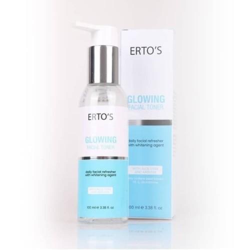 Foto Produk Ertos Glowing Facial Toner dari Sinar Asia Cosmetics