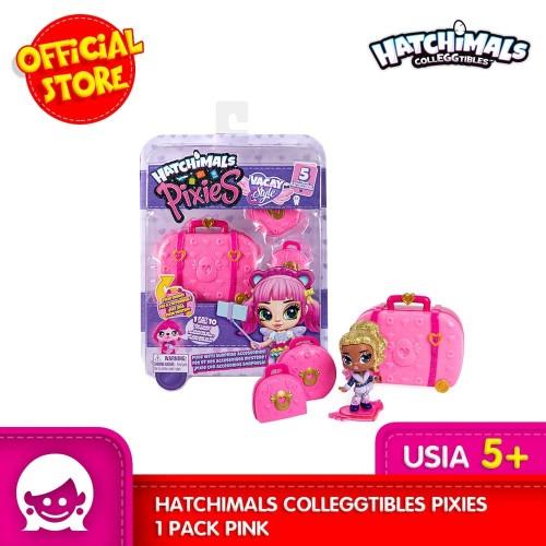 Foto Produk Mainan Boneka HATCHIMALS Coleggtibles Pixies 1 Pack Pink dari Toyspedia Indonesia