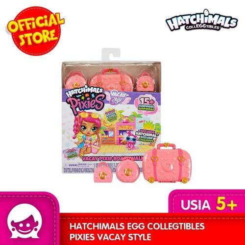 Foto Produk Mainan Boneka HATCHIMALS EGG Colleggtibles Pixies Vacay Style dari Toyspedia Indonesia