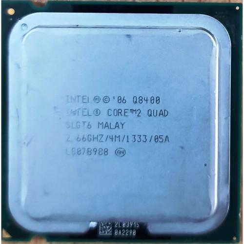 Foto Produk Processor Intel Core 2 Quad Q8400 2.66GHz dari Publican
