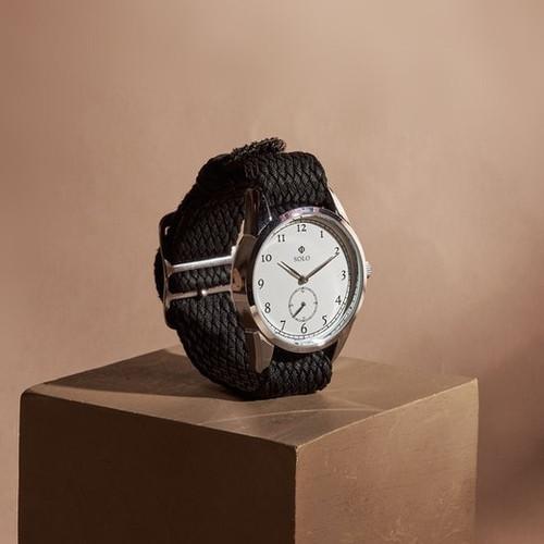 Foto Produk Jam Tangan Solo Timepiece - Strap Perlon dari Solo Timepiece