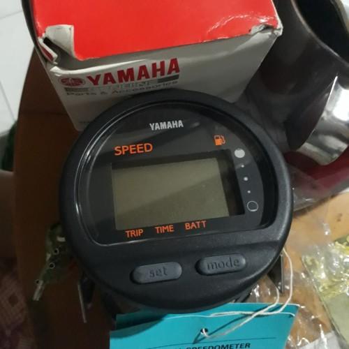 Boat speedometer yamaha RC