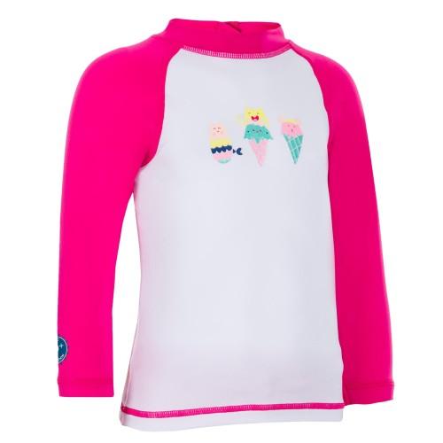 Foto Produk Nabaiji Baju Renang Anak Anti UV Perempuan Pink Decathlon 8576962 - 6 Bulan dari Decathlon Indonesia