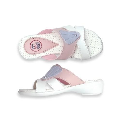 Foto Produk Sandal Anak Perempuan Fit To Feet Alysa - Pink Kombinasi - 30 dari CHUBBY CHOO-BEE