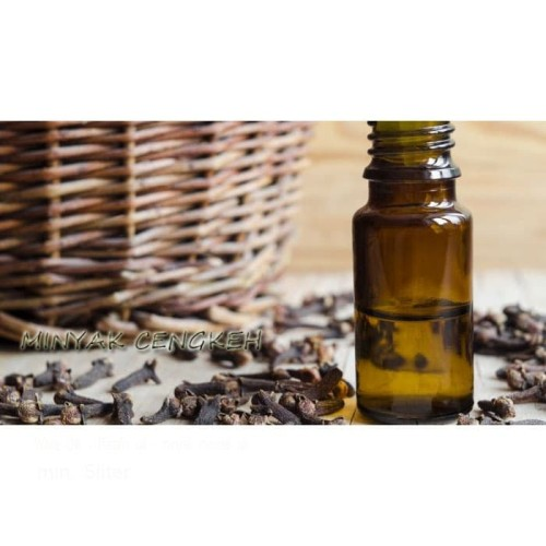 Foto Produk Minyak Cengkeh MURNI / Clove Bud Essential Oil 1 LITER dari medankimia