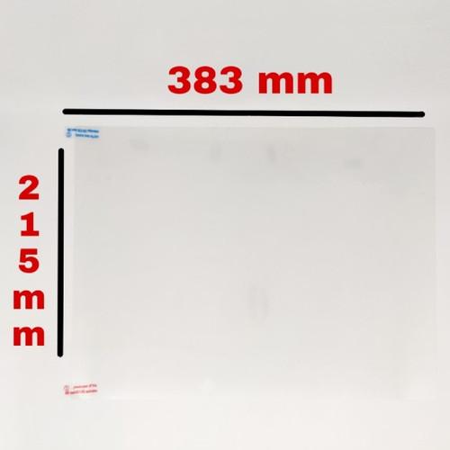 Foto Produk SKU-1159 SCREEN PROTECTOR 17.6 INCH 383x215 MM SCREEN GUARD ANTI GORES dari BELVA STORE ONLINE