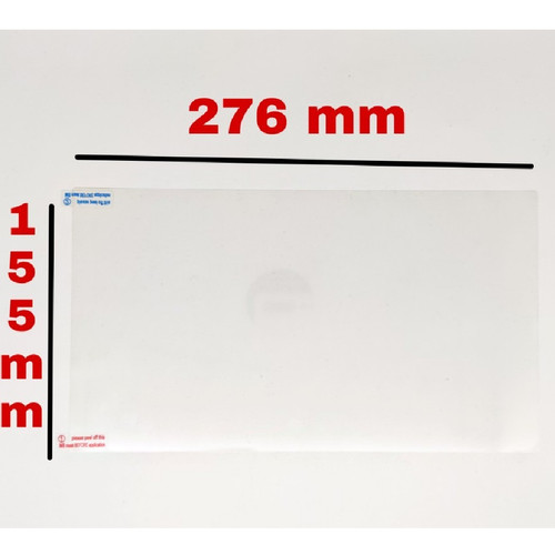 Foto Produk SKU-1150 SCREEN PROTECTOR 12.5 INCH 276x155 MM SCREEN GUARD ANTI GORES dari BELVA STORE ONLINE