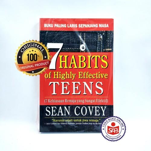 Foto Produk The 7 Habits Of Highly Effective Teens - Sean Covey dari Social Agency Baru