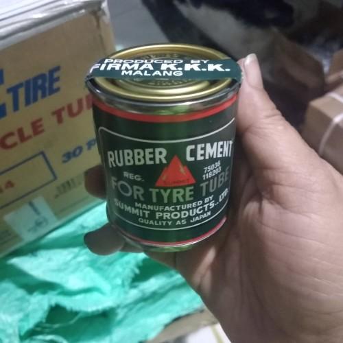 Foto Produk Lem KKK, lem tambal ban sepeda dan motor rubber cement glue dari Sekawan Sepeda