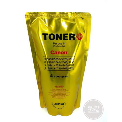 Foto Produk Toner Gold IR 5000/6000 IRA 6075 MCM ORIGINAL dari Kualitas Cahaya