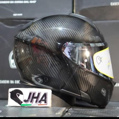 Foto Produk AGV Sport Modular Carbon Glossy - The Lightest Modular Helmet! dari Jual Helm AGV