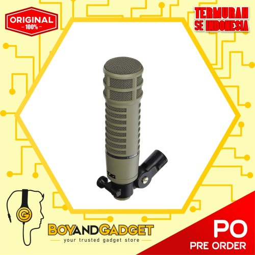 Foto Produk Electro Voice RE-20 Cardioid Microphone - Ori & Murah dari boyandgadget