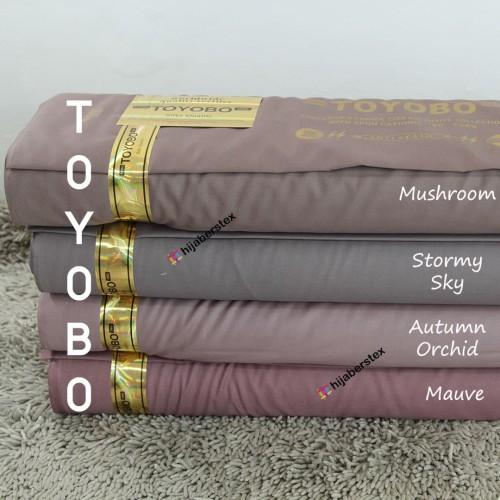 Foto Produk Bahan kain Toyobo Premium dari Pondok Hijabers