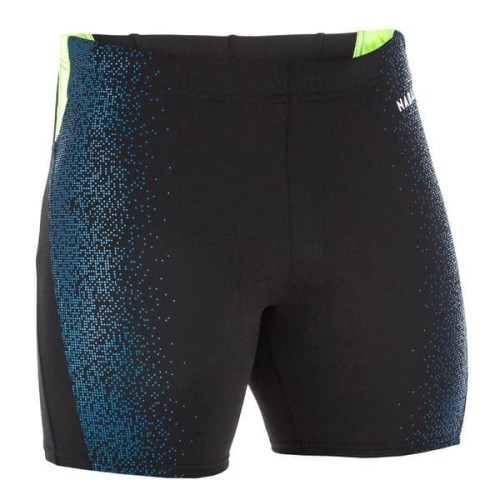 Foto Produk Nabaiji Celana Renang Pria Boxer Long 500 Black Decathlon - 8562887 - 38 dari Decathlon Indonesia