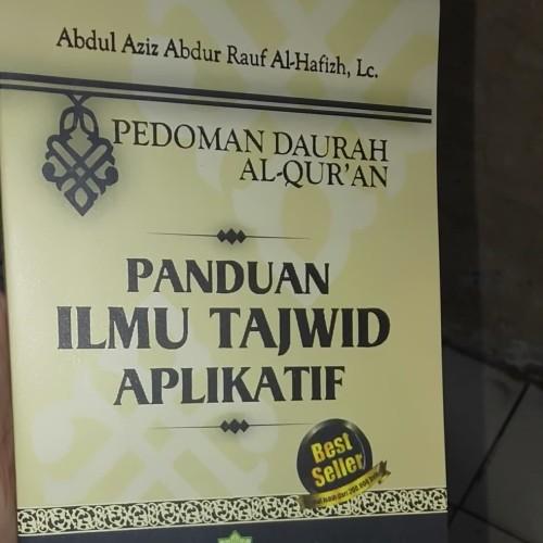 Foto Produk Panduan Ilmu Tajwid Aplikatif best seller dari ellysia books