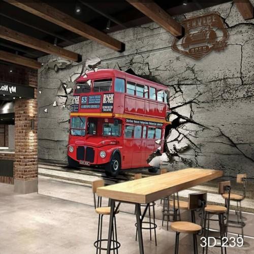 Foto Produk costum 3D-239 dari walpaper dinding 3d